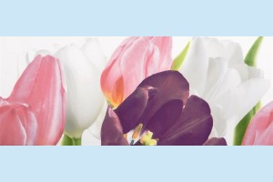 Плитка декоративная Атем Yalta Tulip 1 PN