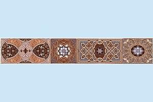 Плитка декоративная Атем - Aladdin Pattern M