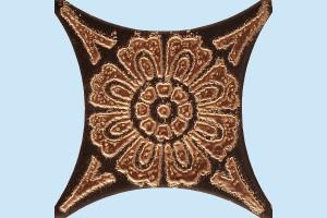 Плитка декоративная Атем - Texas 1 M