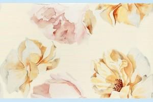 Плитка декортивная Cersanit - Beata цветок