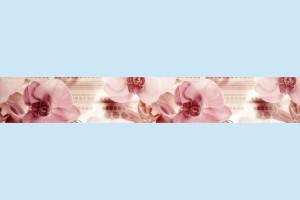 Плитка декоративная Cersanit - Elisabeta flower фриз