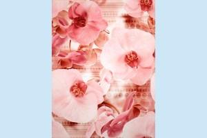 Плитка декоративная Cersanit - Elisabeta flower
