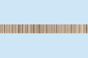 Плитка декоративная Cersanit - Samanta modern 4,2x40