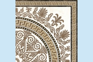 Плитка напольная Golden Tile - Meander 2А1870