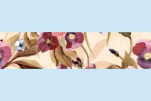 Плитка декоративная Golden Tile - Troyanda 60Б301