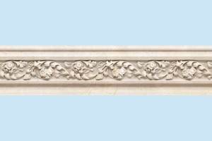 Плитка декоративная Golden Tile - Troyanda 60Б401