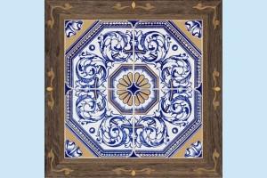 Плитка напольная Golden Tile - Valencia 1АБ870