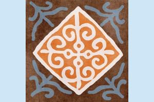 Плитка декоративная Terragres - Africa Н1Б010