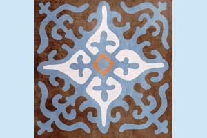 Плитка декоративная Terragres - Africa Н1Б030