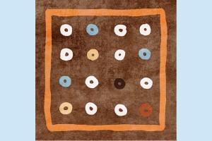 Плитка декоративная Terragres - Africa Н1Б080