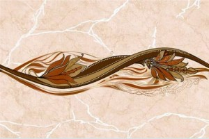 Плитка декоративная Golden Tile - Александрия В11361
