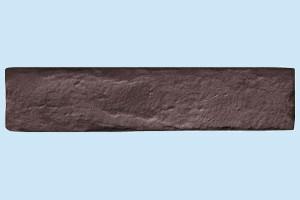 Керамогранит BrickStyle - The Strand crystal brown