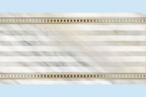 Плитка декоративная Golden Tile - Каррара Е50301