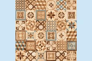 Плитка напольная Golden Tile - Country Wood 2ВБ730