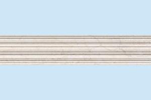 Плитка декоративная Golden Tile - Crema Marfil Fusion Н51311