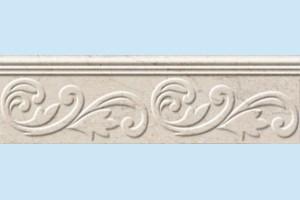 Плитка декоративная Golden Tile - Crema Marfil Fusion Н51571