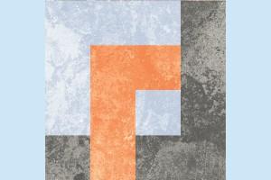 Плитка декоративная Terragres - Ethno Н8Б090