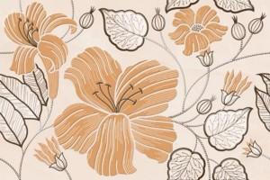 Плитка декоративная Golden Tile - Карат Е91301