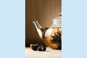 Плитка декоративная Golden Tile - Karelia English Tea И57311