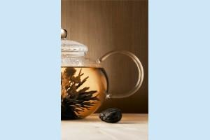 Плитка декоративная Golden Tile - Karelia English Tea И57321