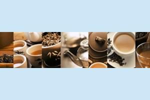 Плитка декоративная Golden Tile - Karelia English Tea И57361