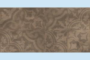 Плитка универсальная Golden Tile - Kendal Ornament brown