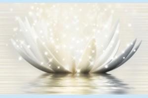 Плитка декоративная Golden Tile - Magic Lotus 19Г331