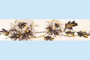 Плитка декоративная Golden Tile - Октава Г51351