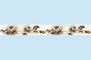Плитка декоративная Golden Tile - Октава Г51361