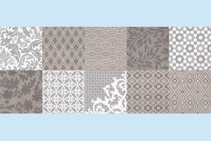 Плитка керамическая Golden Tile - Osaka Pattern