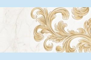 Плитка декоративная Golden Tile - Saint Laurent Decor 9А0311