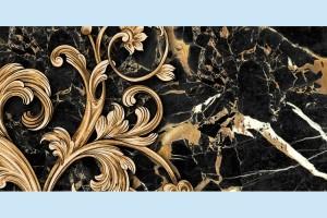 Плитка декоративная Golden Tile - Saint Laurent Decor 9АС321