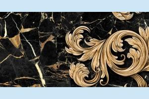 Плитка декоративная Golden Tile - Saint Laurent Decor 9АС331