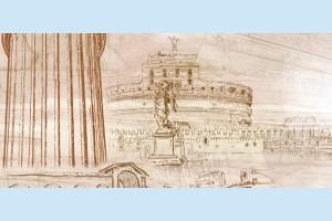 Плитка декоративная Golden Tile - Savoy Coliseum 401341