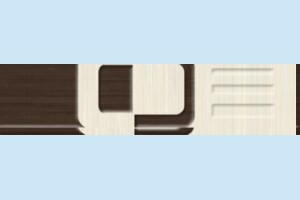 Плитка декоративная Golden Tile - Вельвет Л61321