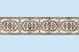 Плитка декоративная Golden Tile - Вулкано Д11311
