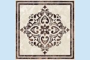 Плитка декоративная Golden Tile - Вулкано Д11321