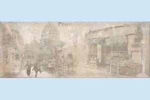 Плитка декоративная Intercerama - Antica Д 128 072-2