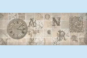 Плитка декоративная Intercerama - Antica Д 128 072-3
