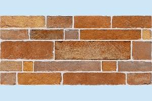 Плитка керамическая Intercerama - Brick 2350 50 022