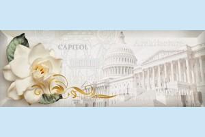 Плитка декоративная Intercerama - Capitol Д 139 071