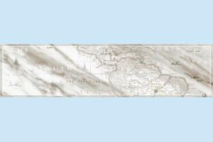 Плитка напольная Intercerama - Carrara БН 110 071-1