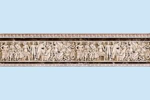 Плитка декоративная Intercerama - Emperador БВ 66 031 2