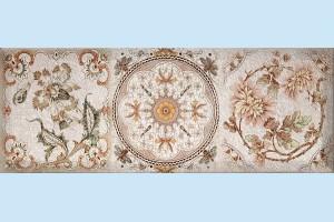 Плитка декоративная Intercerama - Europe Д 127 021-2