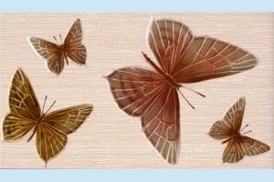 Плитка декоративная Intercerama - Fantasia Д 09 021