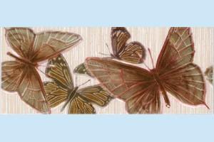 Плитка декоративная Intercerama - Fantasia БШ 09 021