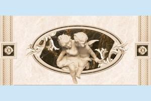 Плитка декоративная Intercerama - Fenix Д 93 071-1