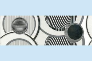 Плитка декоративная Intercerama - Fluid БШ 15 061-1