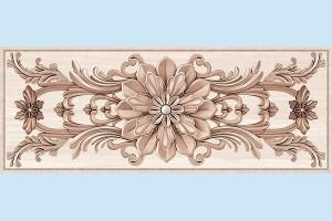 Плитка декоративная Intercerama - Ivory Д 142 031