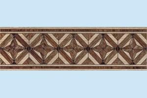 Плитка декоративная Intercerama - Massima БН 57 031